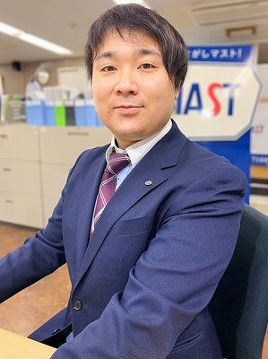 綾瀬店 平塚店長